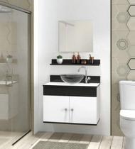 Gabinete banheiro 60cm sevilha - vdrd - Barbaresco & Prado