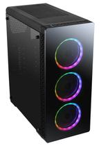 Gabinete Computador Sumay Starting the Gamer SM-GB1316 Preto