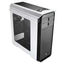 Gabinete Gamer Aero-500 Window EN55583 Branco - Aerocool
