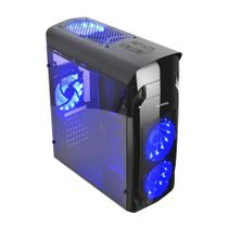 Gabinete Gamer Blue Force - Leadership Gamer -