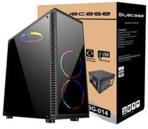 Gabinete Gamer Bluecase Bg 014 -