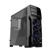 Gabinete Gamer C3tech Full Atx Mt-g650 Acrílico -