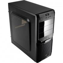 Gabinete Gamer Mid Tower V3X WINDOW Preto AEROCOOL -