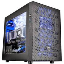 Gabinete Gamer Tt Core X1 Black/win/secc Case - Thermaltake