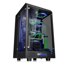Gabinete Gamer TT THE Tower 900/BLACK/WIN/TEMPERED GLASS CA-1H1-00F1WN-00 - Thermaltake