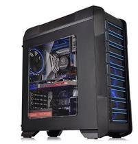 Gabinete Thermaltake Versa N23 Blue Led Fan Ca-1e2-00m1wn-05 -