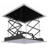 Gaia GLI-131 Elevador Lift Teto Projetor Abertura máxima 620mm Branco -
