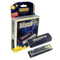 Gaita Hohner Silver Star 504/20 D Ré -