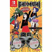 Gal Metal World Tour Edition Nintendo Switch Midia Fisica -