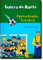 Galera do apito aprendendo futebol - Pontes -