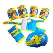 Galinha Pintadinha Kit de Segurança - Astro Toys -