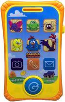 Galinha Pintadinha - Meu Primeiro Baby Phone 20209 Yes Toys -