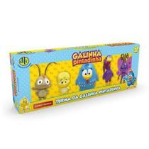 Galinha Pintadinha - Turma da Galinha Dtc - 4991 -