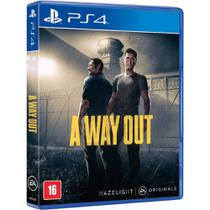 Game A Way Out - PS4 - Playstation