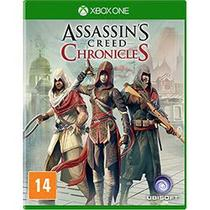 Game Assassins Creed Chronicles - Xbox One -