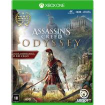 Game - Assassins Creed Odyssey Br Ed. Limitada - Xbox One - Ubisoft