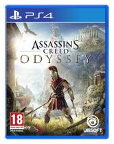 Game assassins creed odyssey - ps4 - Ubisoft