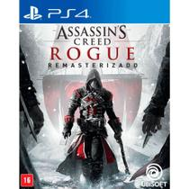 Game assassins creed rogue remaster - ps4 - Ubisoft