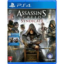 Game Assassins Creed Syndicate - PS4 - Games