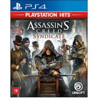 Game Assassins Creed: Syndicate - PS4 - Ubisoft