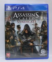 Game assassins creed syndicate - ps4 - Ubisoft