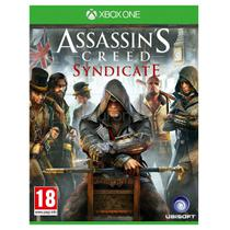 Game assassins creed syndicate - xbox one - Ubisoft