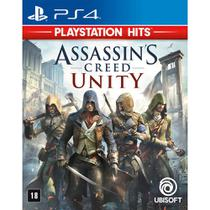 Game assassins creed unity - ps4 - Ubisoft
