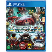 Game Awesomenauts - PS4