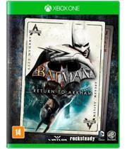Game Batman Return To Arkham para Xbox One - Rocksteady