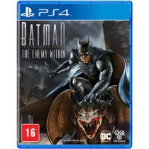 Game Batman The Enemy Within - PS4 - Playstation