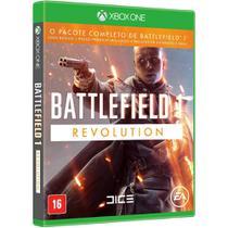 Game Battlefield 1 Revolutions para XBox One - Ea