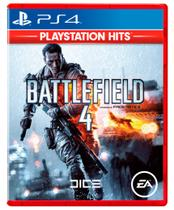 Game battlefield 4 - ps4 - Ea games