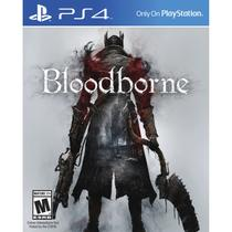 Game Bloodborne - PS4 - Sony