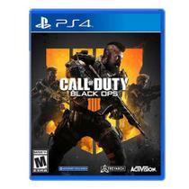 Game Call Of Duty 4 Black Ops - PS4 - Games