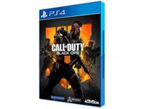 Game Call of Duty Black Ops 4 - Ps4 - Activision