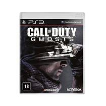 Game Call Of Duty Ghosts - PS3 - Playstation