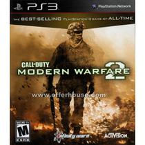 Game Call of Duty Modern Warfare 2 - PS3 - Playstation