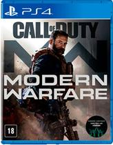 Game Call Of Duty Modern Warfare - Activision