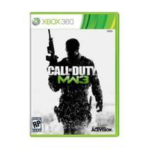 Game Call of Duty MW3 Modern Warfare 3 Xbox 360 - Activision