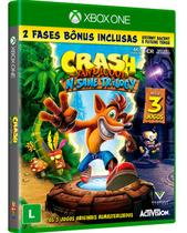 Game Crash Bandicoot N Sane Trilogy - Xbox One - Activision