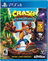 Game crash bandicoot trilogy - ps4 - Activision
