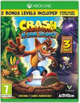 Game crash bandicoot - xbox one - Activision