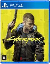 Game Cyberpunk 2077 - Edição Day One Jogo compatível com PS4/PS5 - Cd Projekt Red