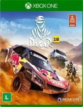 Game Dakar 18 - Xbox One - Games -