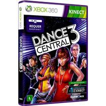 Game Dance Central 3 para Xbox 360 Requer Kinect - Microsoft - Games