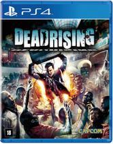 Game dead rising - ps4 - Capcom