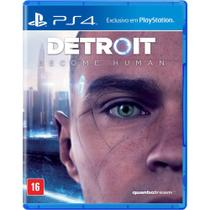 Game detroit become human - ps4 - Quanticdream