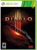 Game Diablo III - XBOX 360 - Blizzard