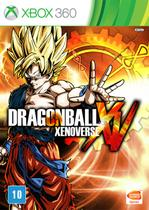 Game Dragon Ball Xenoverse - Xbox 360 - Bandai-nanco