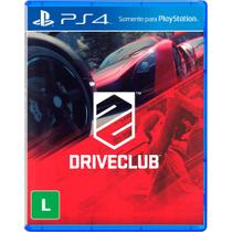 Game DriveClub - PS4 - Sony